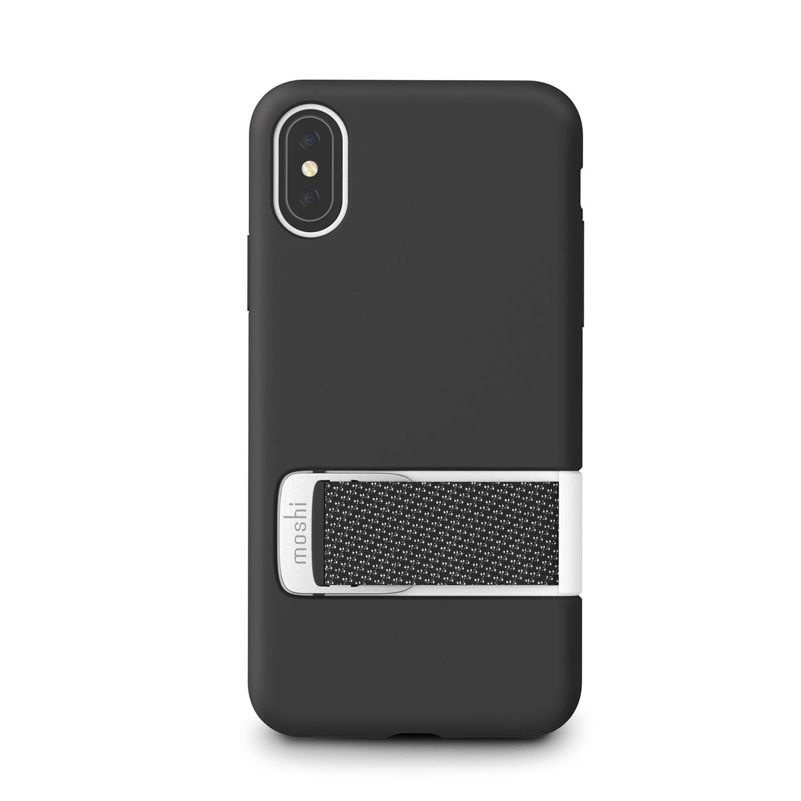 Moshi Capto Slim Case with MultiStrap for iPhone X - Black