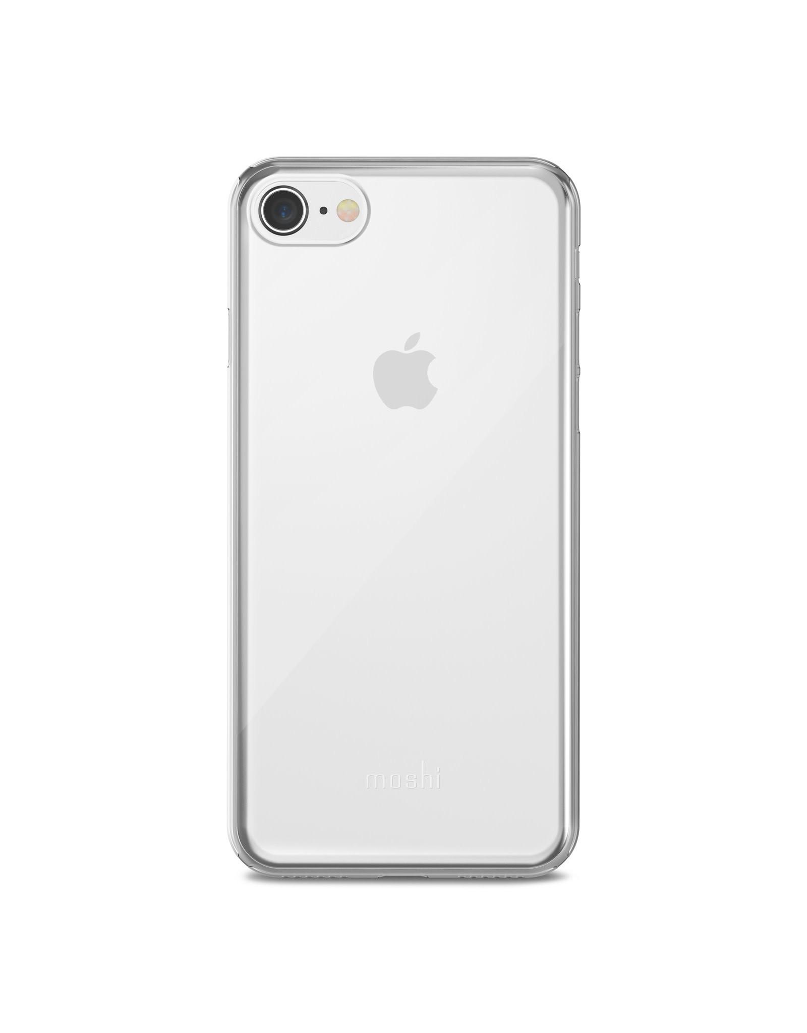 Moshi SuperSkin iPhone 8 (Clear)