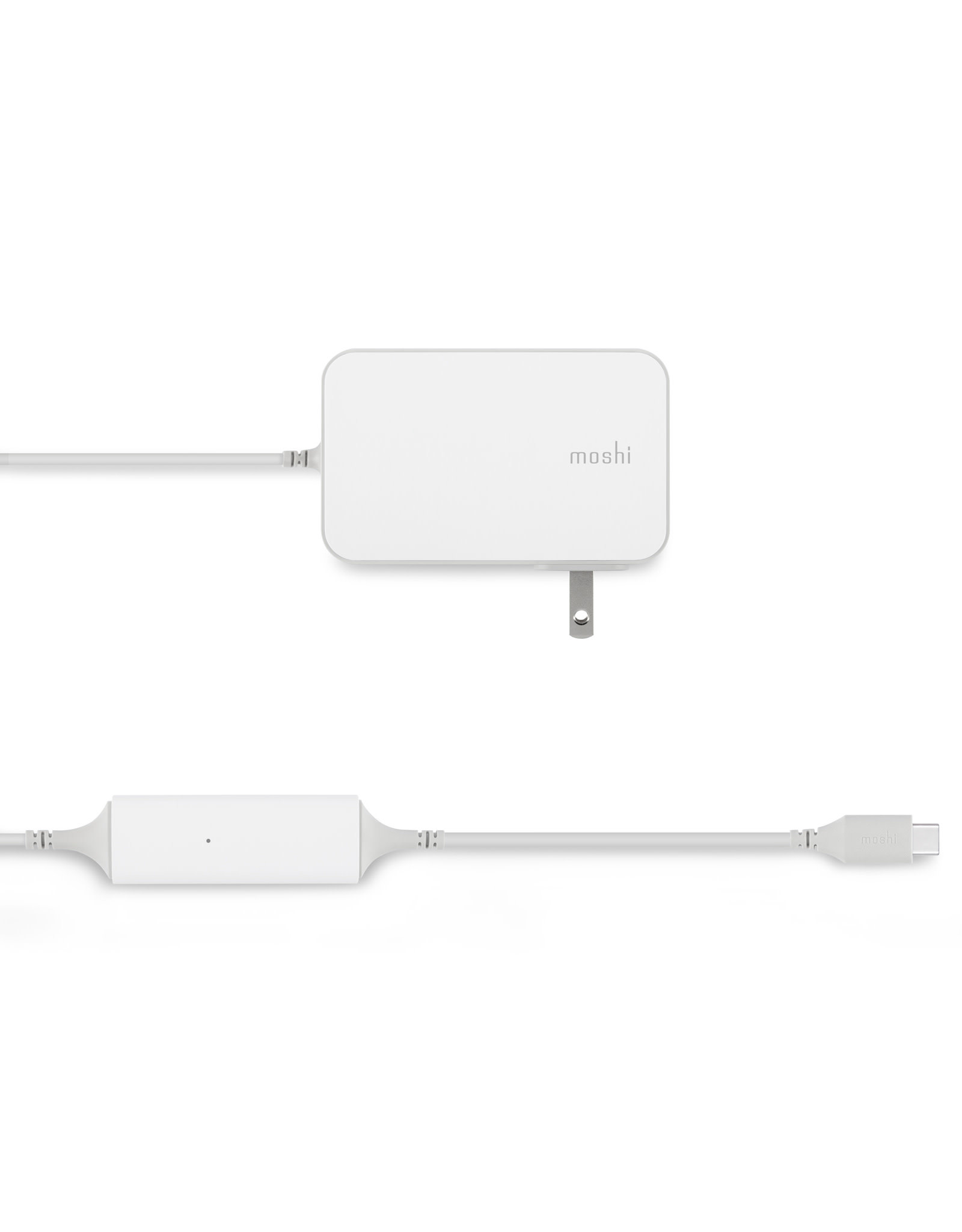 Moshi ProGeo USB-C Laptop Charger (65 W) US