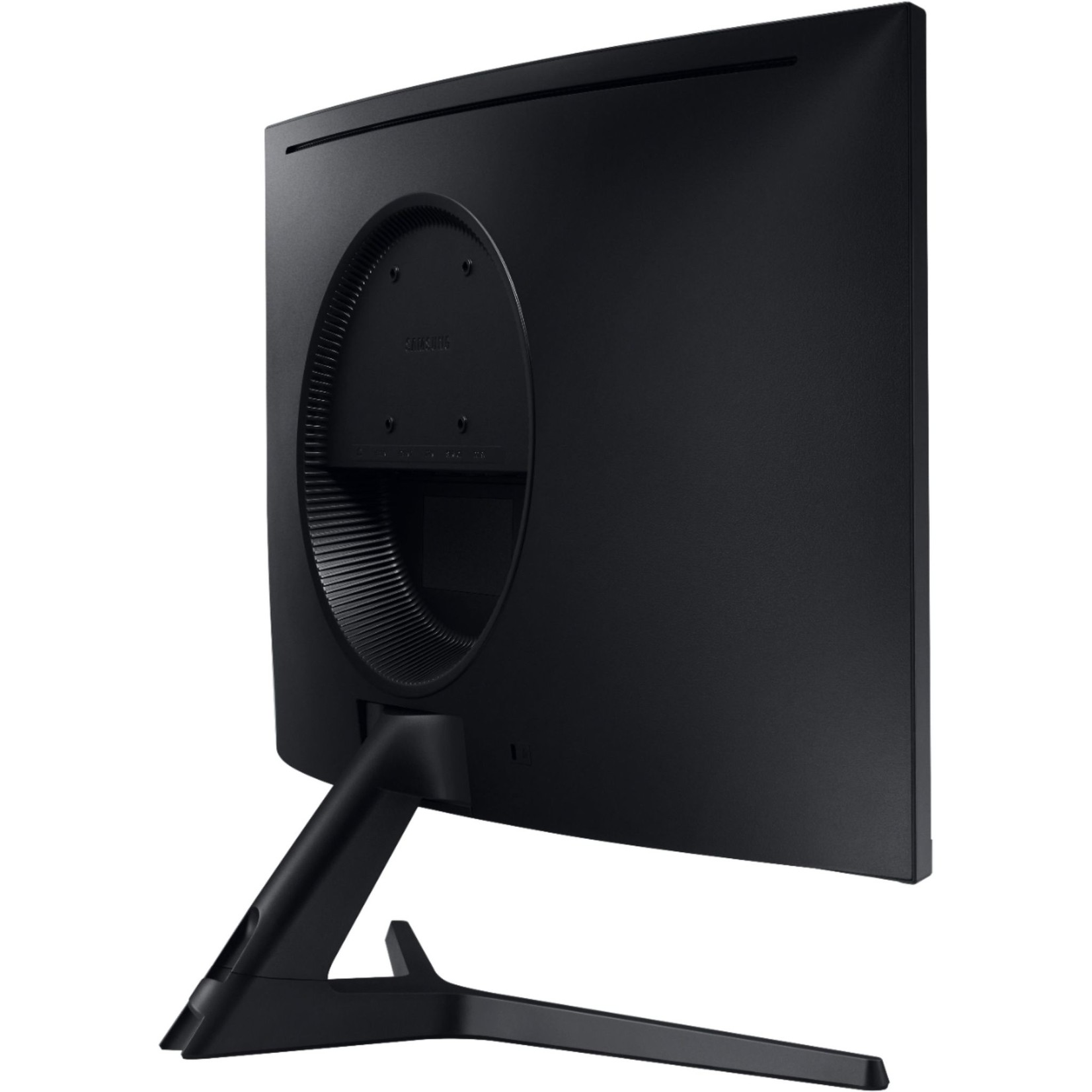 """Samsung Samsung - Odyssey Gaming CRG5 Series 27"""" LED Curved FHD G-Sync Monitor - Dark Blue/Gray"""