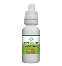CannaBiz Depot CannaBiz Depot 1000mg 30ml Full Spectrum Tincture