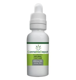 CannaBiz Depot CannaBiz Depot 2500mg 30ml Full Spectrum Tincture