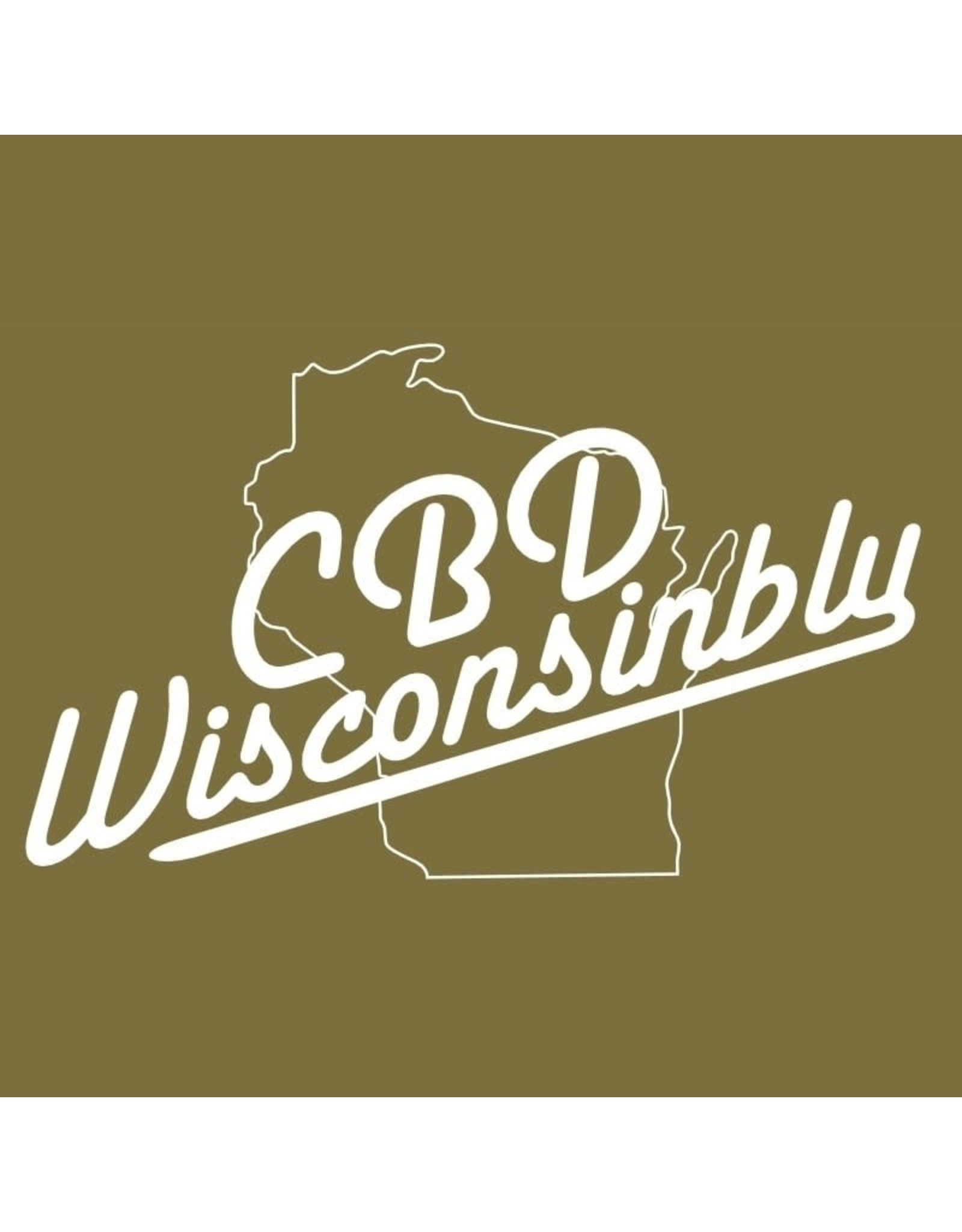 CannaBiz Depot CBDWisconsinbly Men's T-Shirt
