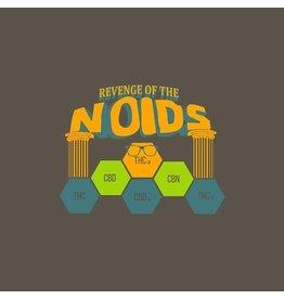 CannaBiz Depot CannaBiz Depot Revenge Of The Noids Men's T-Shirt