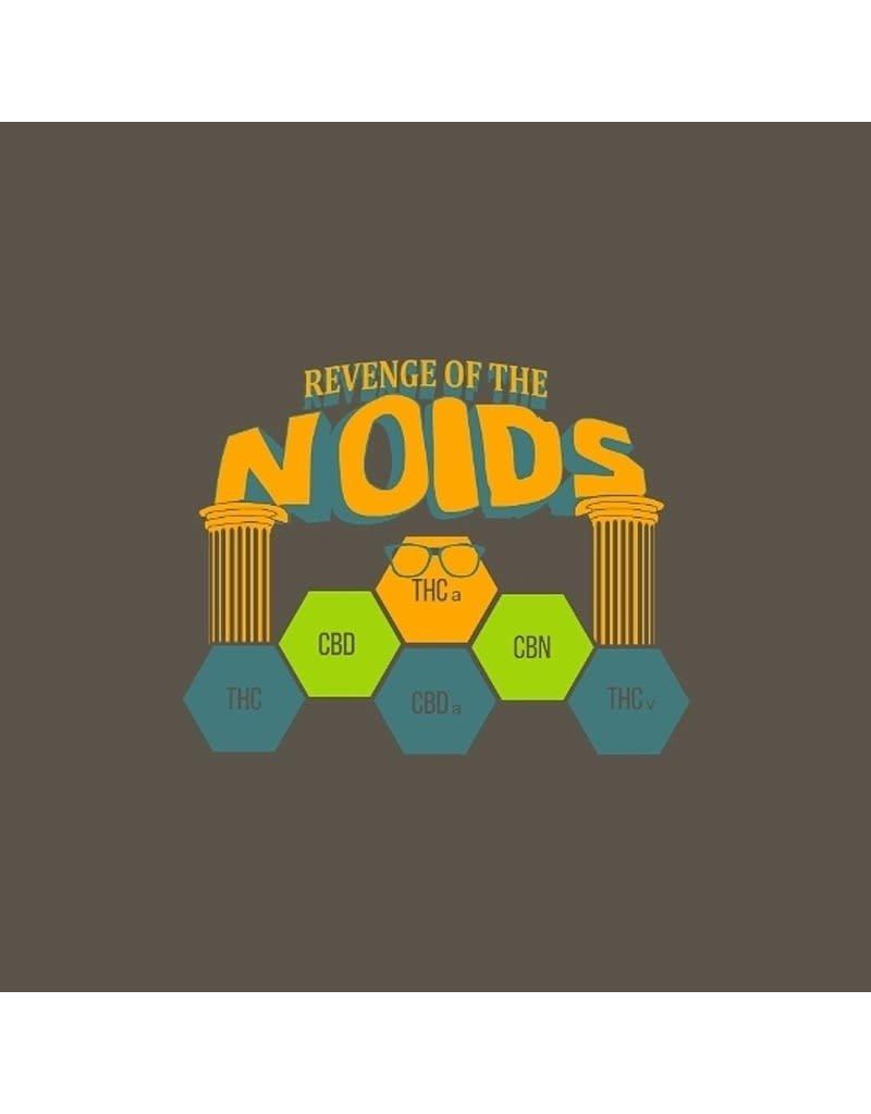 CannaBiz Depot Revenge Of The Noids Men's T-Shirt