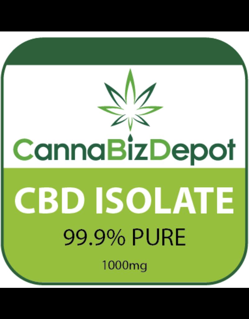 CannaBiz Depot CannaBiz Depot 1000mg Isolate