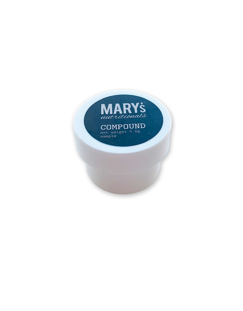Mary's Nutritionals Mary's Nutritionals 4.5gm Elite Compound Sample