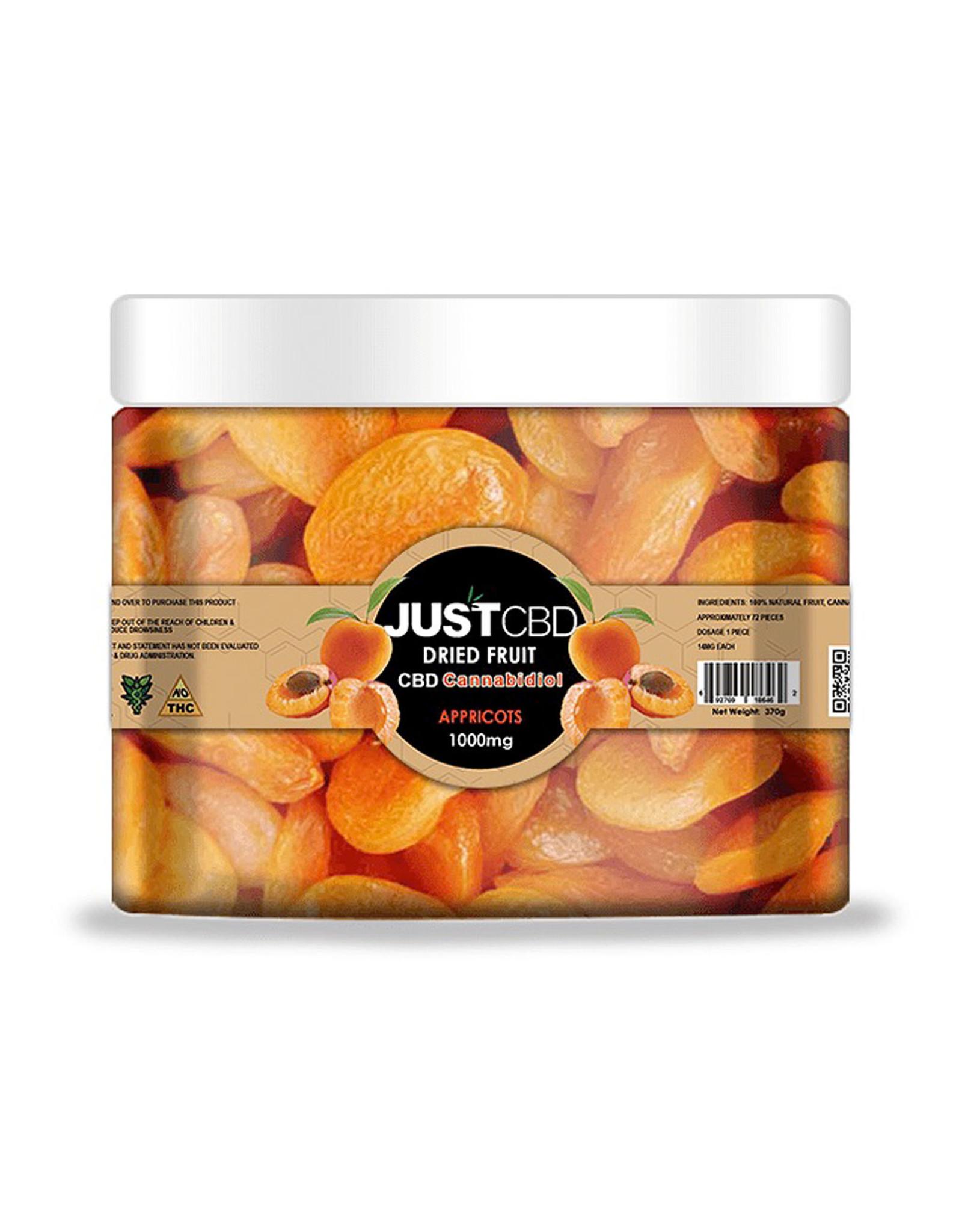 JustCBD JustCBD 1000mg Dried Fruit