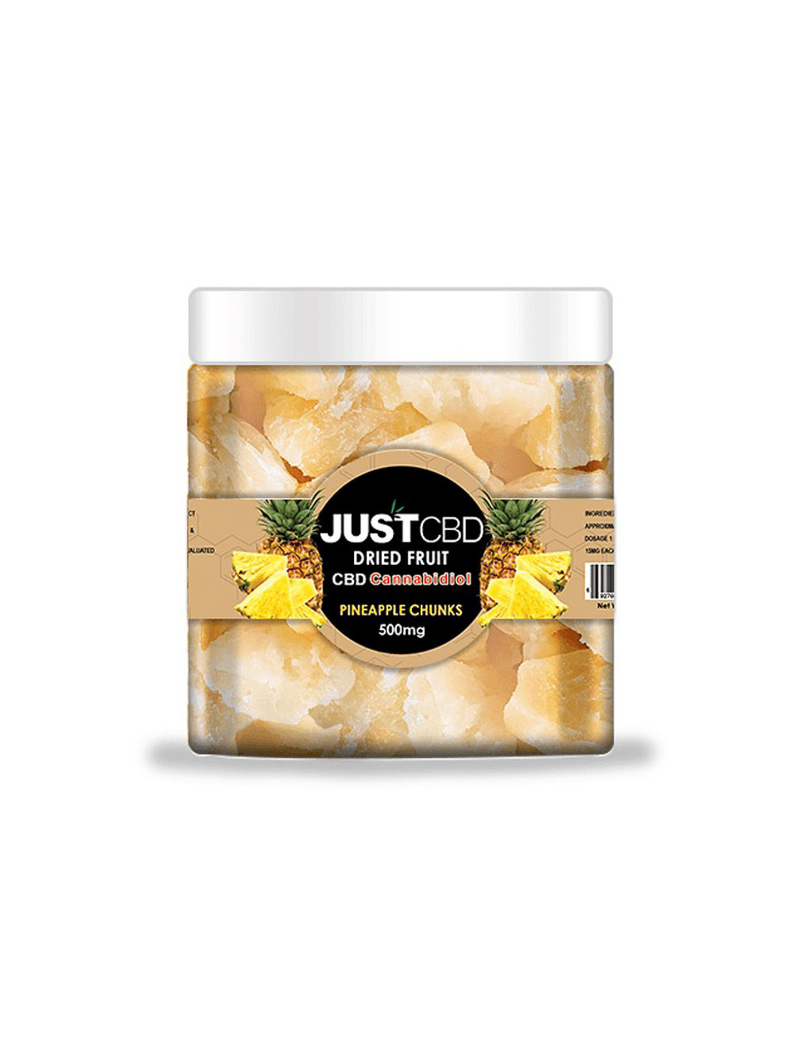 JustCBD JustCBD 500mg Dried Fruit