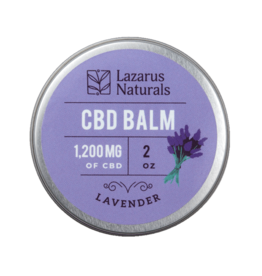 Lazarus Naturals Lazarus Naturals 1200mg Lavender CBD Balm