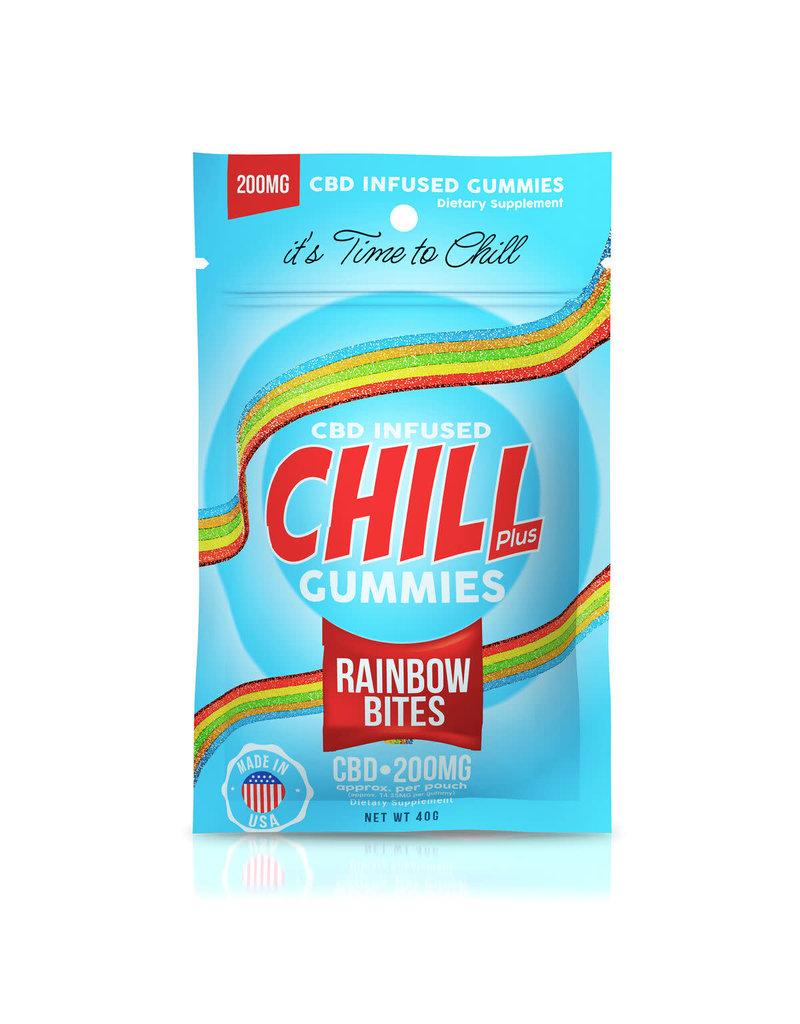 Diamond CBD Diamond Chill Plus 200mg Gummies Rainbow Bites