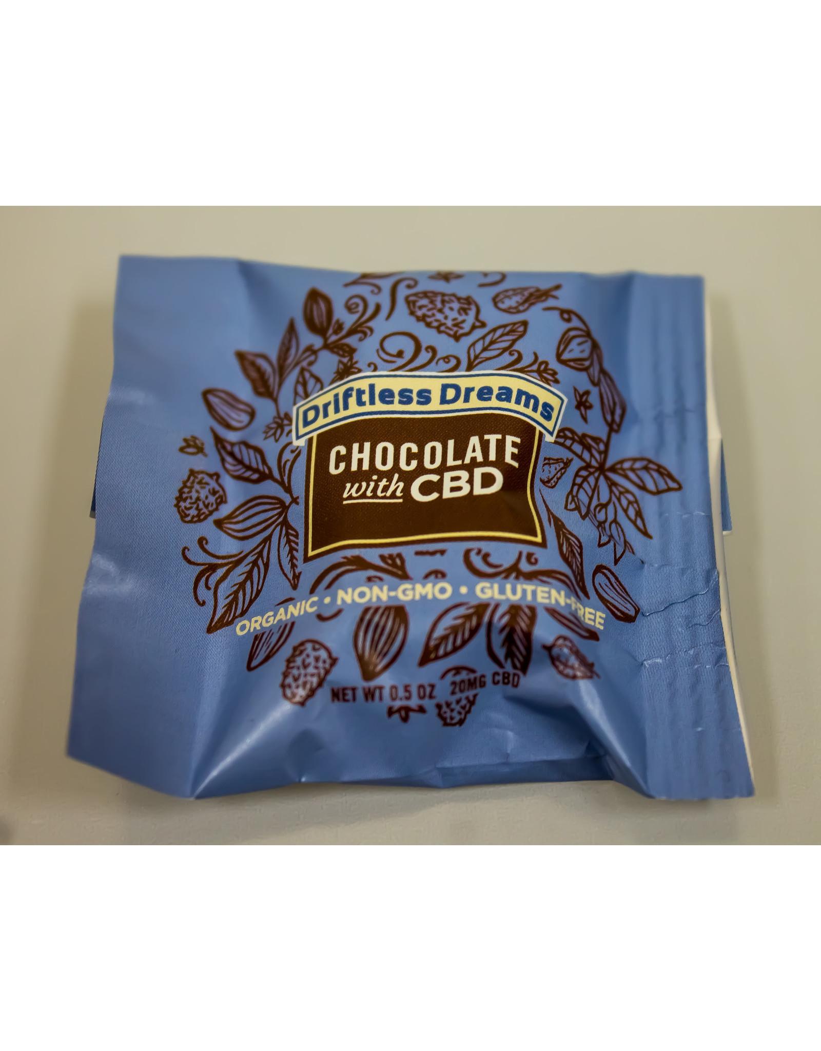 Driftless Dreams Driftless Dreams 20mg CBD Chocolate