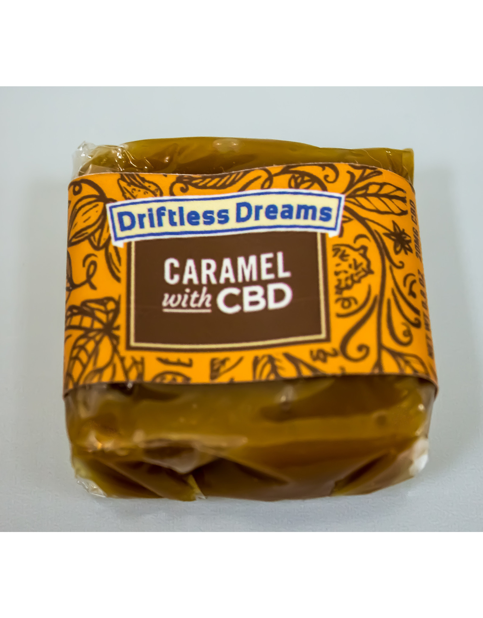 Driftless Dreams Driftless Dreams 20mg CBD Caramel