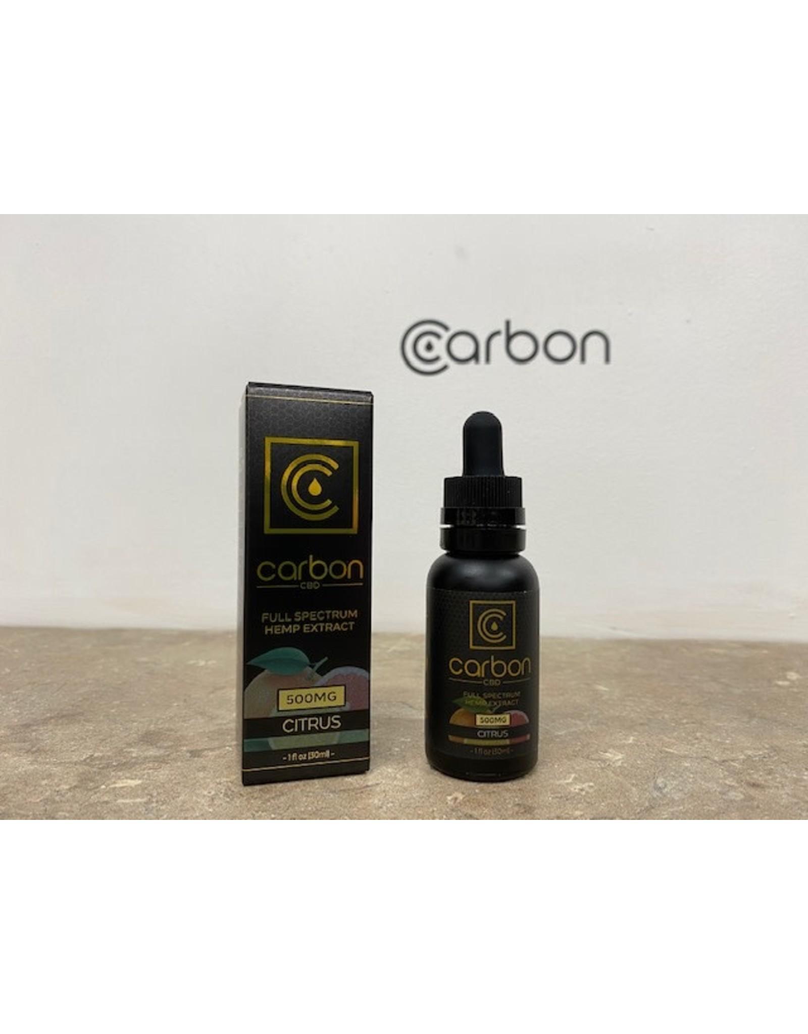 Carbon Cannabis Carbon Cannabis 500mg Full Spectrum Tincture