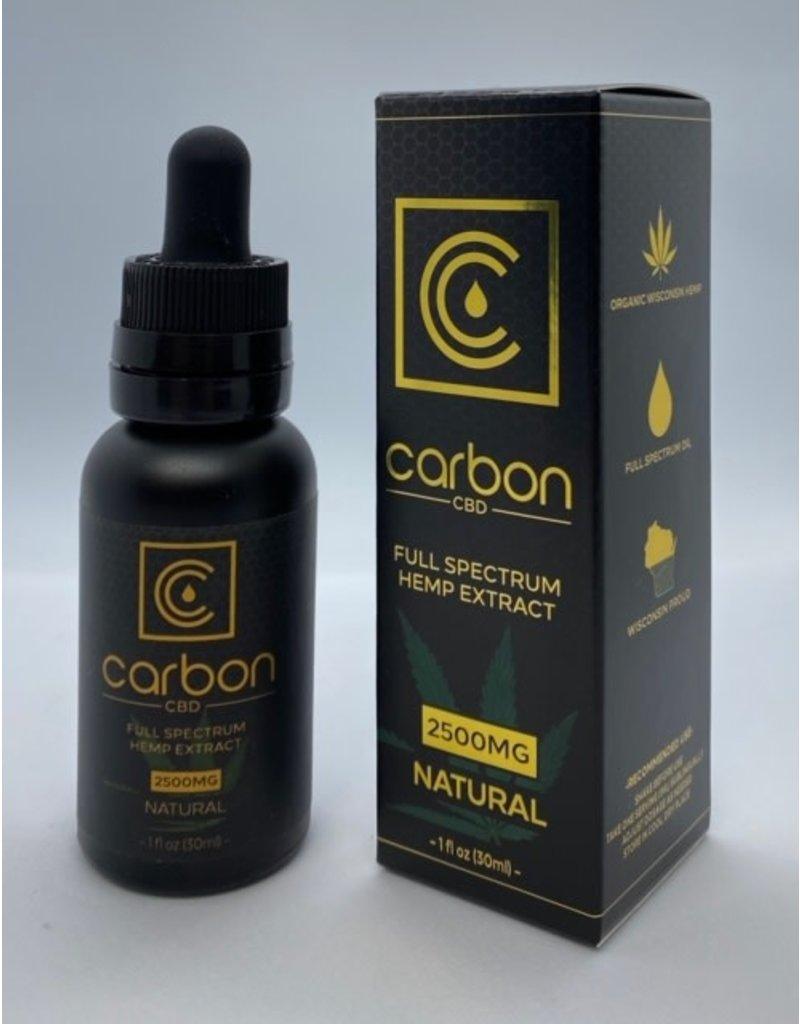 Carbon Cannabis Carbon Cannabis 2500mg Tincture
