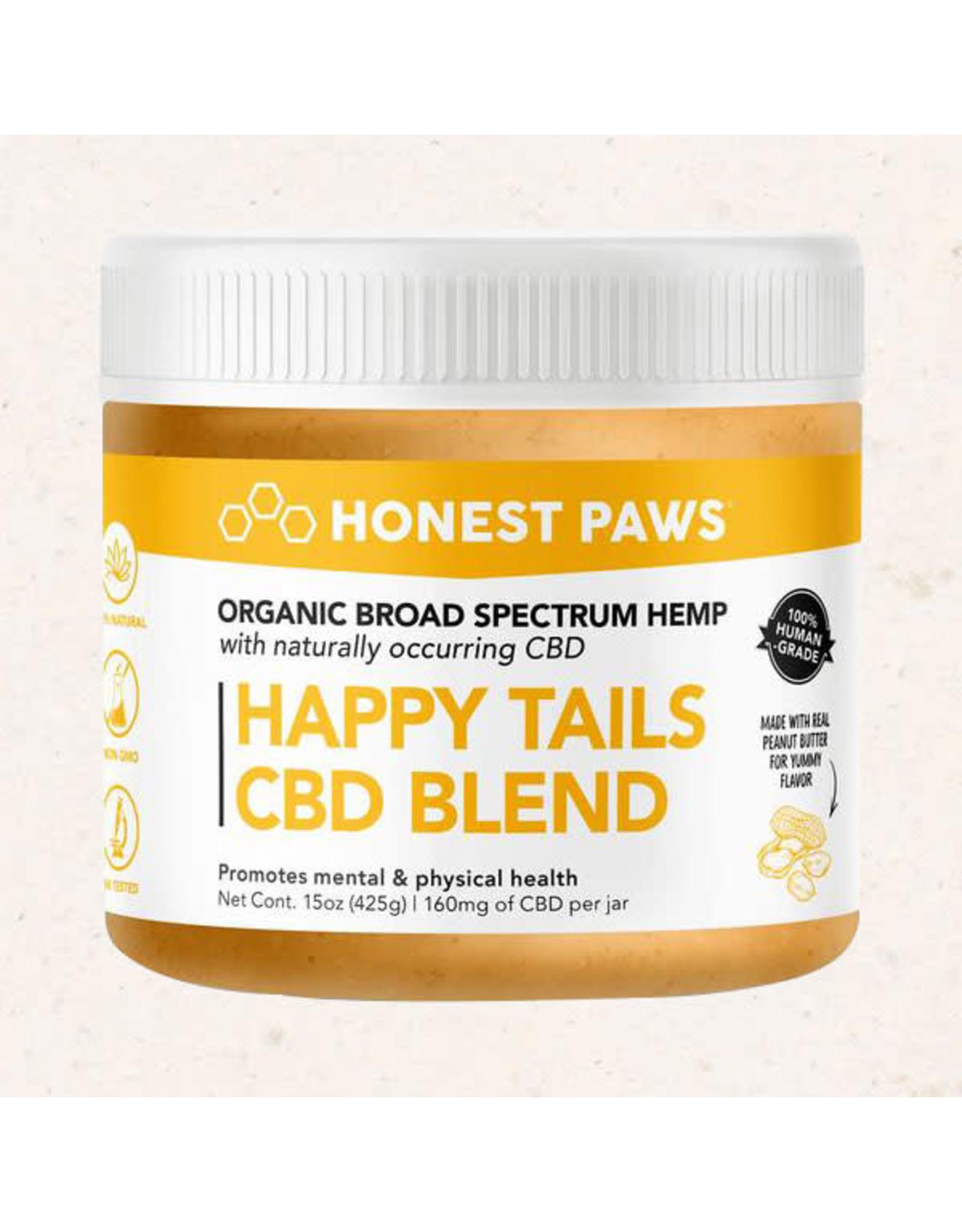 Honest Paws Honest Paws 160mg Full Spectrum Pet Peanut Butter