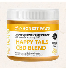 Honest Paws Honest Paws 160mg Full Spectrum Pet Peanut Butter