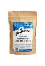 Kickback Cold Brew KickBack 120mg Cold Brew Cali Daze Dark Roast Coffee