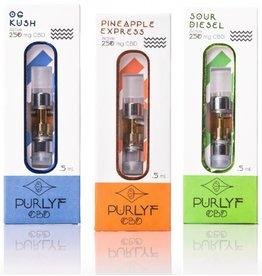Purlyf Purlyf 250mg Full Spectrum Cartridge
