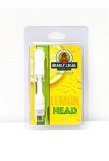 Bearly Legal Bearly Legal Delta8 1ml Vape Cart