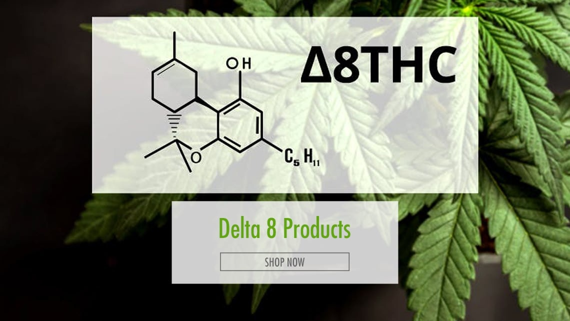 Delta 8 THC Products
