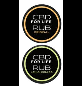 CBD For Life CBD For Life Pure Life Rub