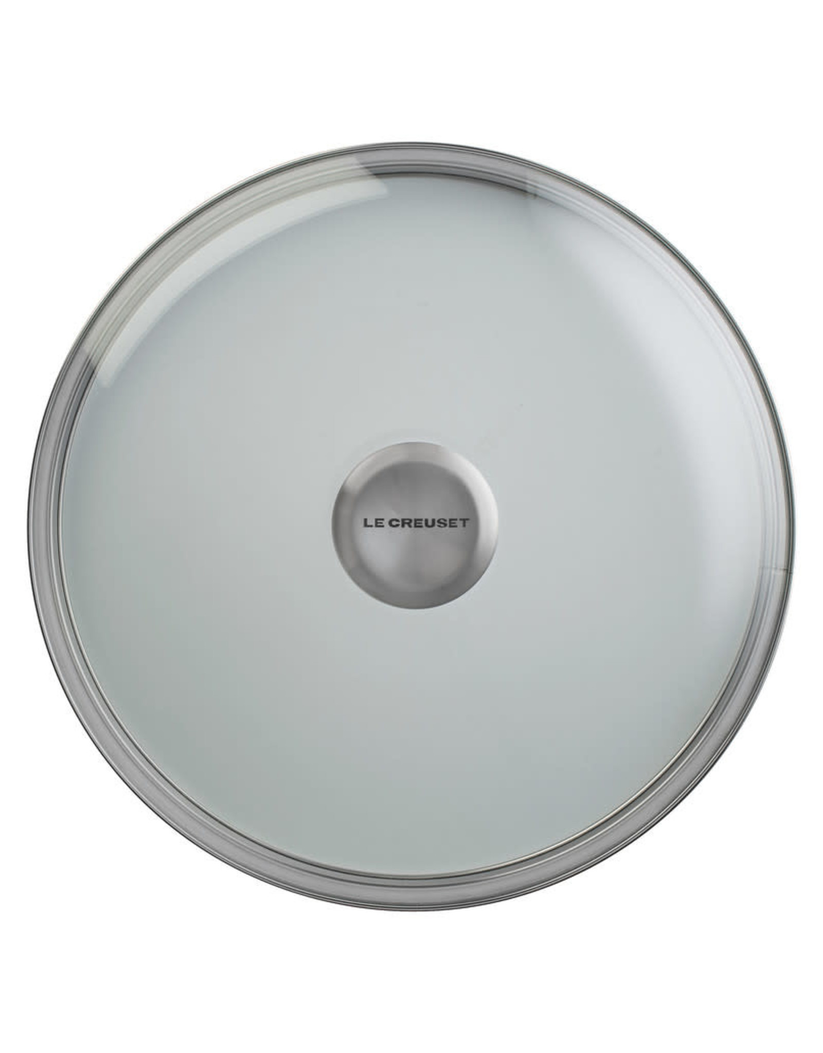 "Le Creuset Le Creuset 10"" Glass Lid w/ Stainless Steel Knob (fits TNS & SS)"