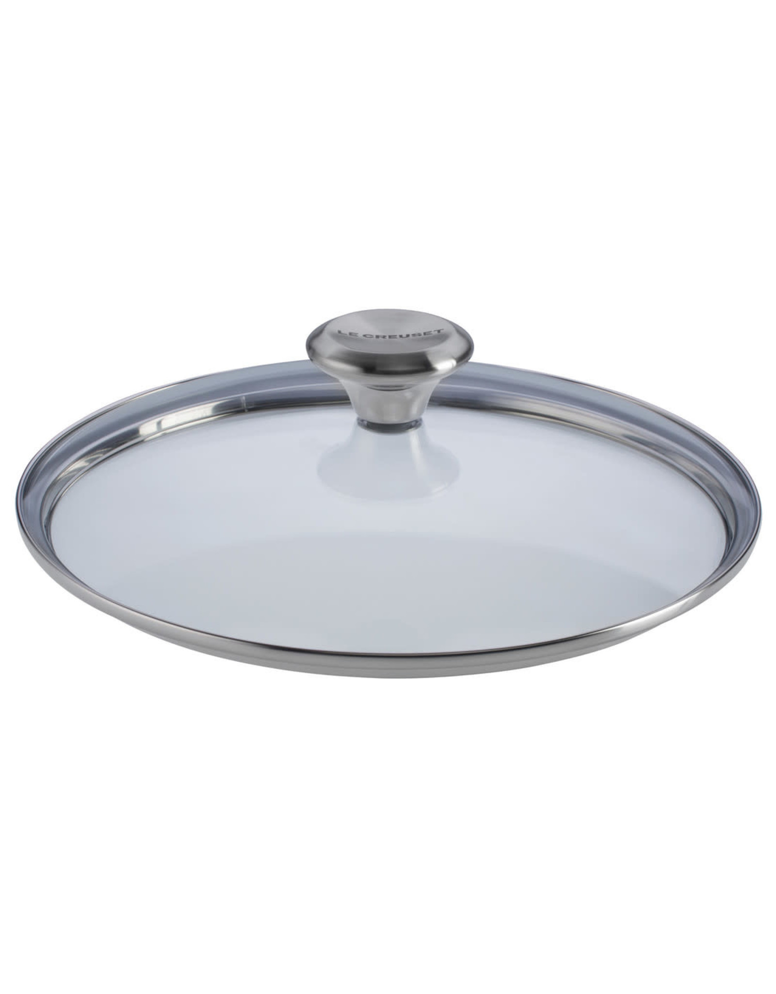 "Le Creuset Le Creuset 9.5"" Glass Lid with Stainless Steel Knob (fits TNS & SS)"