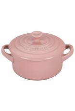 Le Creuset Le Creuset Mini Cocotte Round Pink