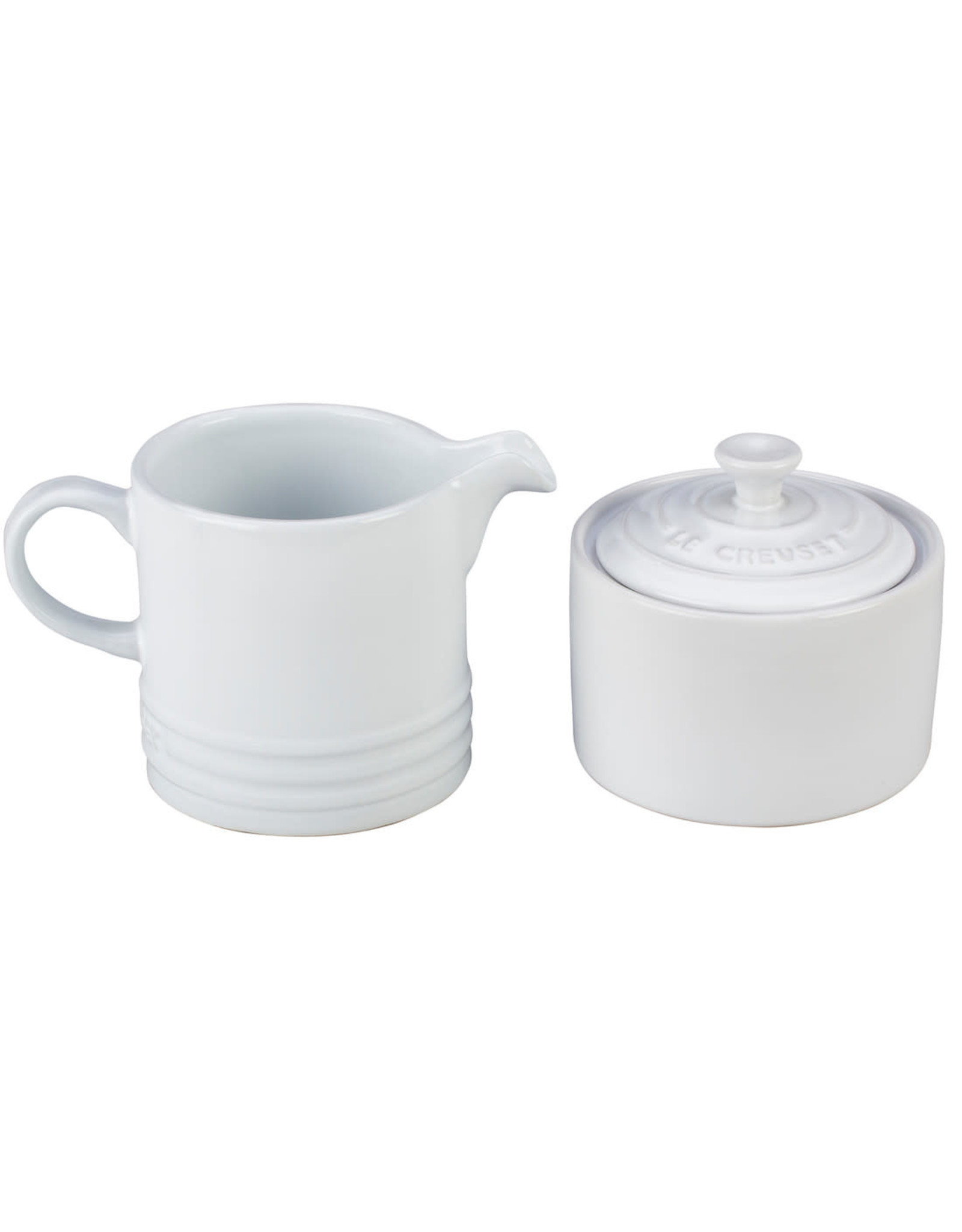 Le Creuset Le Creuset Cream & Sugar Set - White