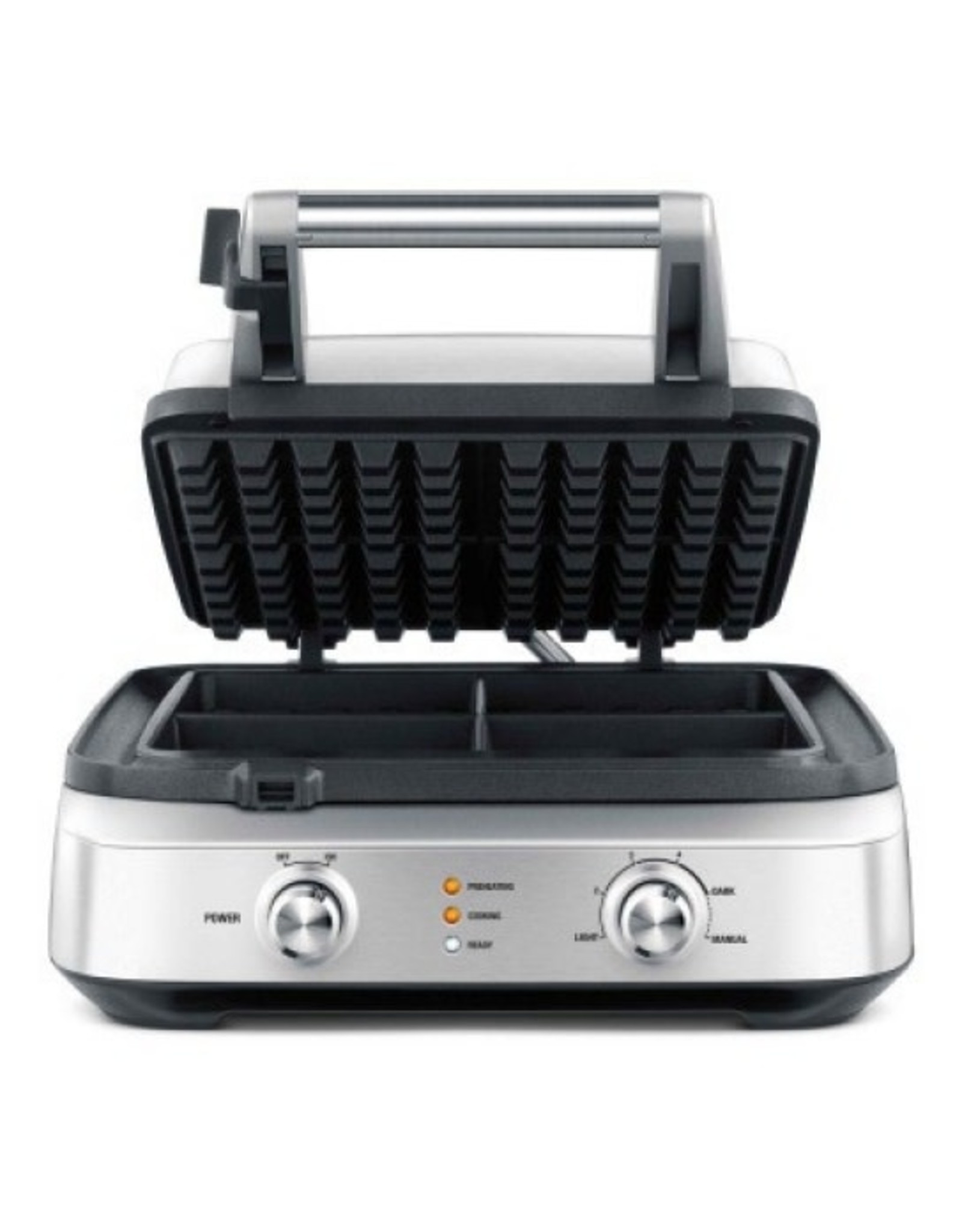 Breville BREV the Smart Waffle - 4Slice