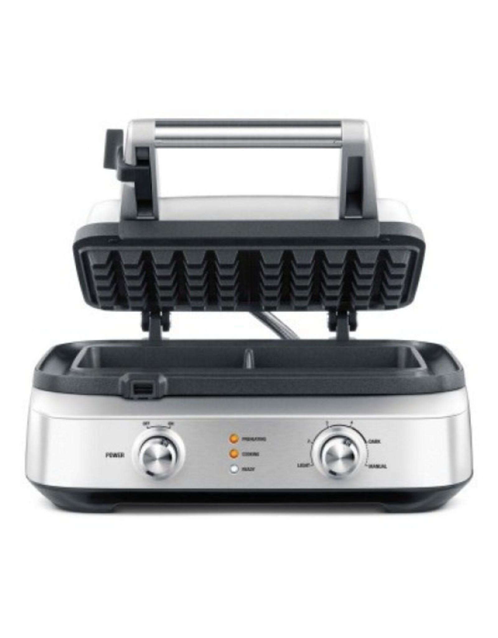 Breville BREV the Smart Waffle-2Slice