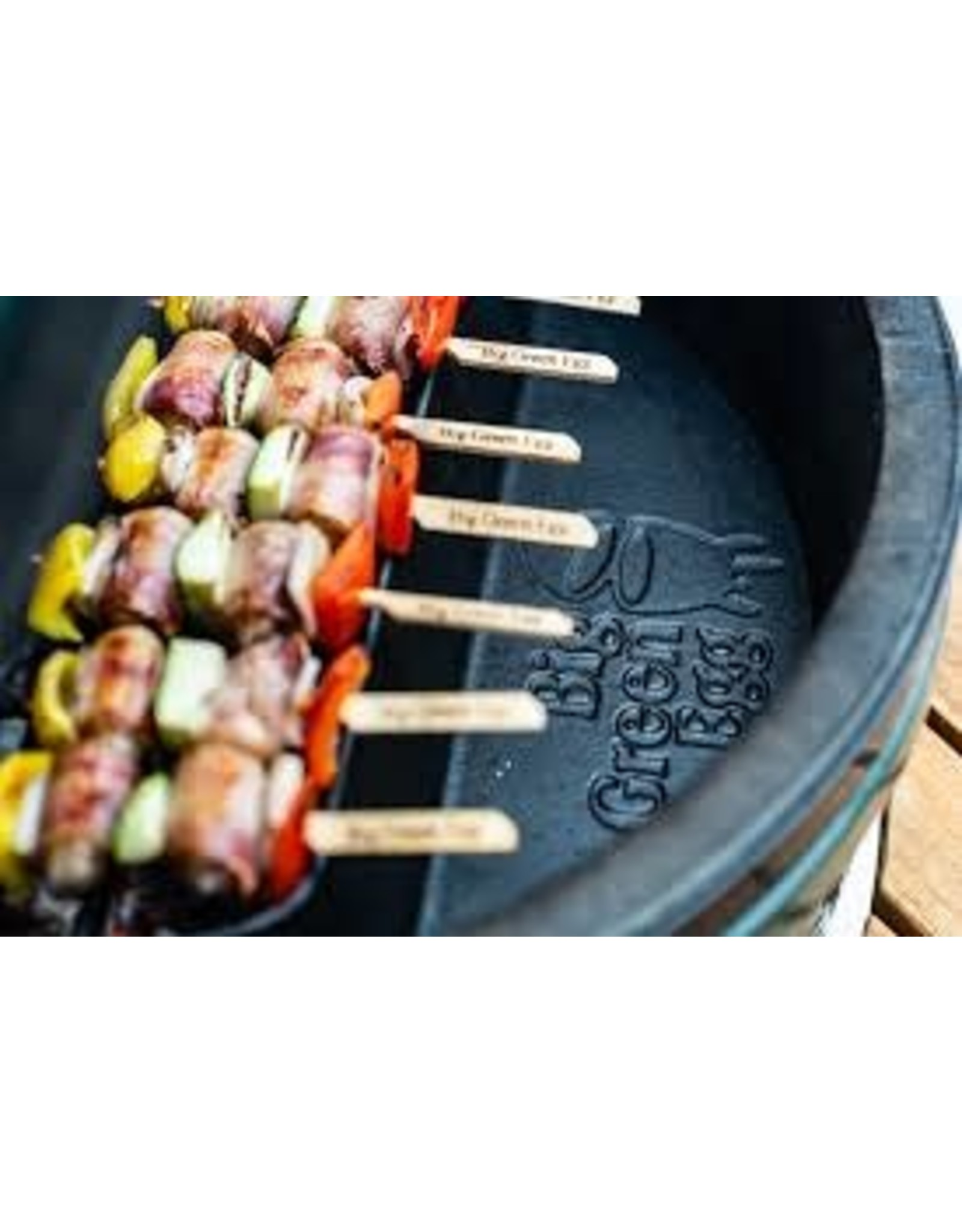 Big Green Egg BGE Bamboo Skewers
