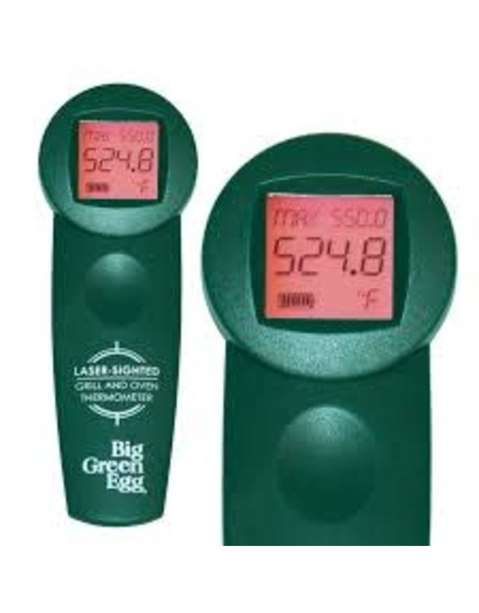 Big Green Egg BGE Prof Infrared Thermometer