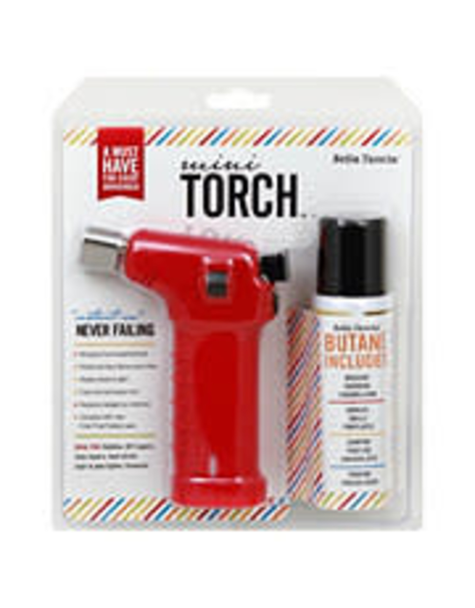 Bella Tavola Bella Mini Torch Combo Pack - Red