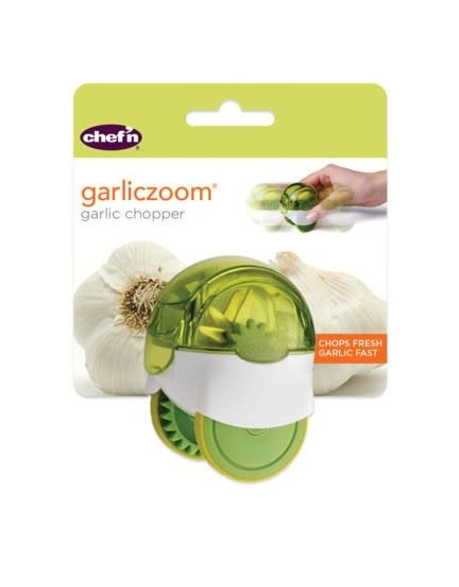 Chef'n CHEF Garlic Zoom XL