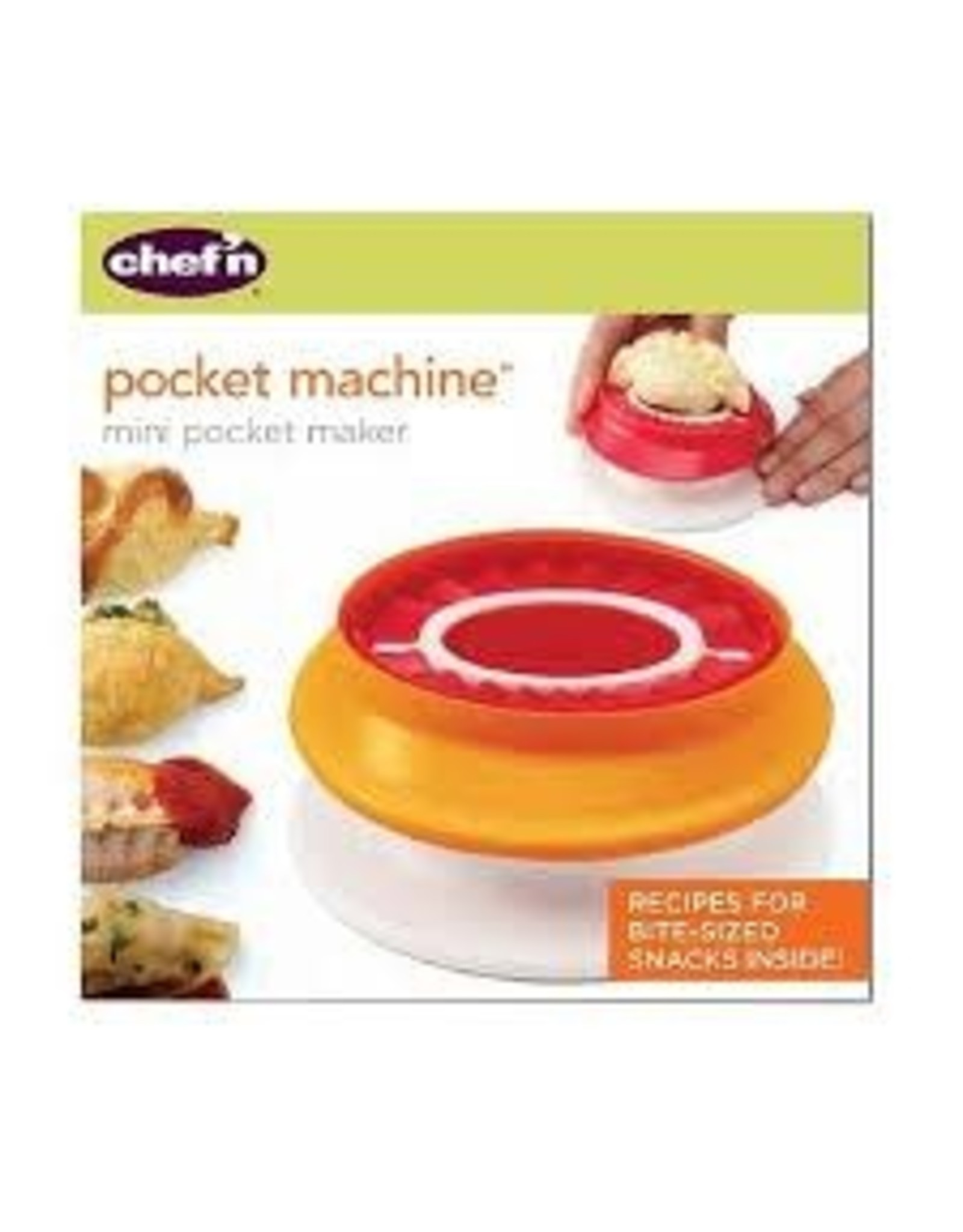 Chef'n CHEF Pocket Machine Maker