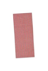 Design Imports DI Tango Red Chef Check Towel