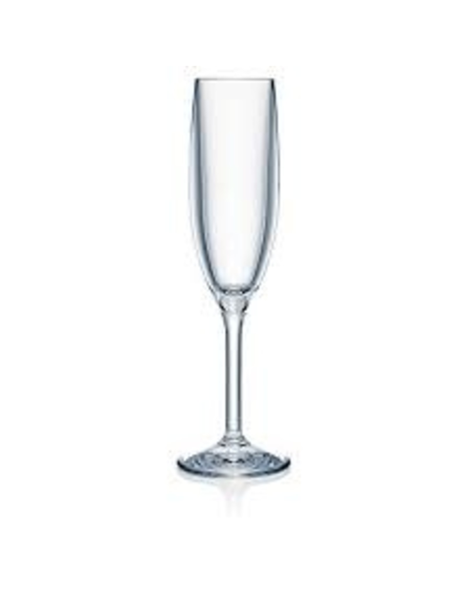 Click Clack STRAHL Champagne Flute Clear
