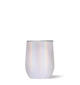 Corkcicle CRC 12oz Stemless Unicorn Magic