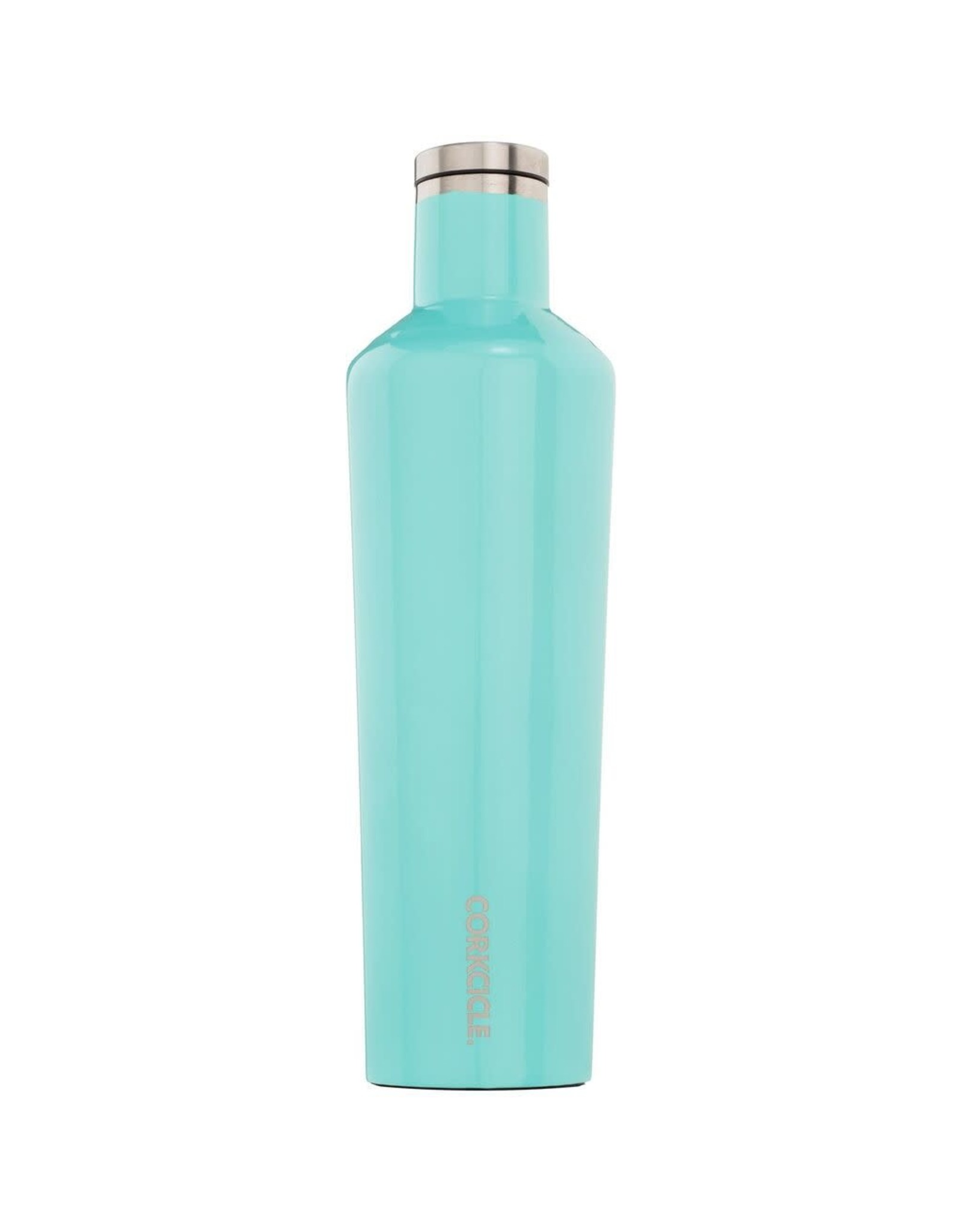 Corkcicle CORKCICLE 25oz Canteen - Gloss Turquoise