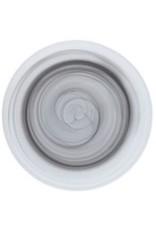 """FORTESSA FORTESSA La Jolla Storm Grey 8.25"""" Salad Plate"""