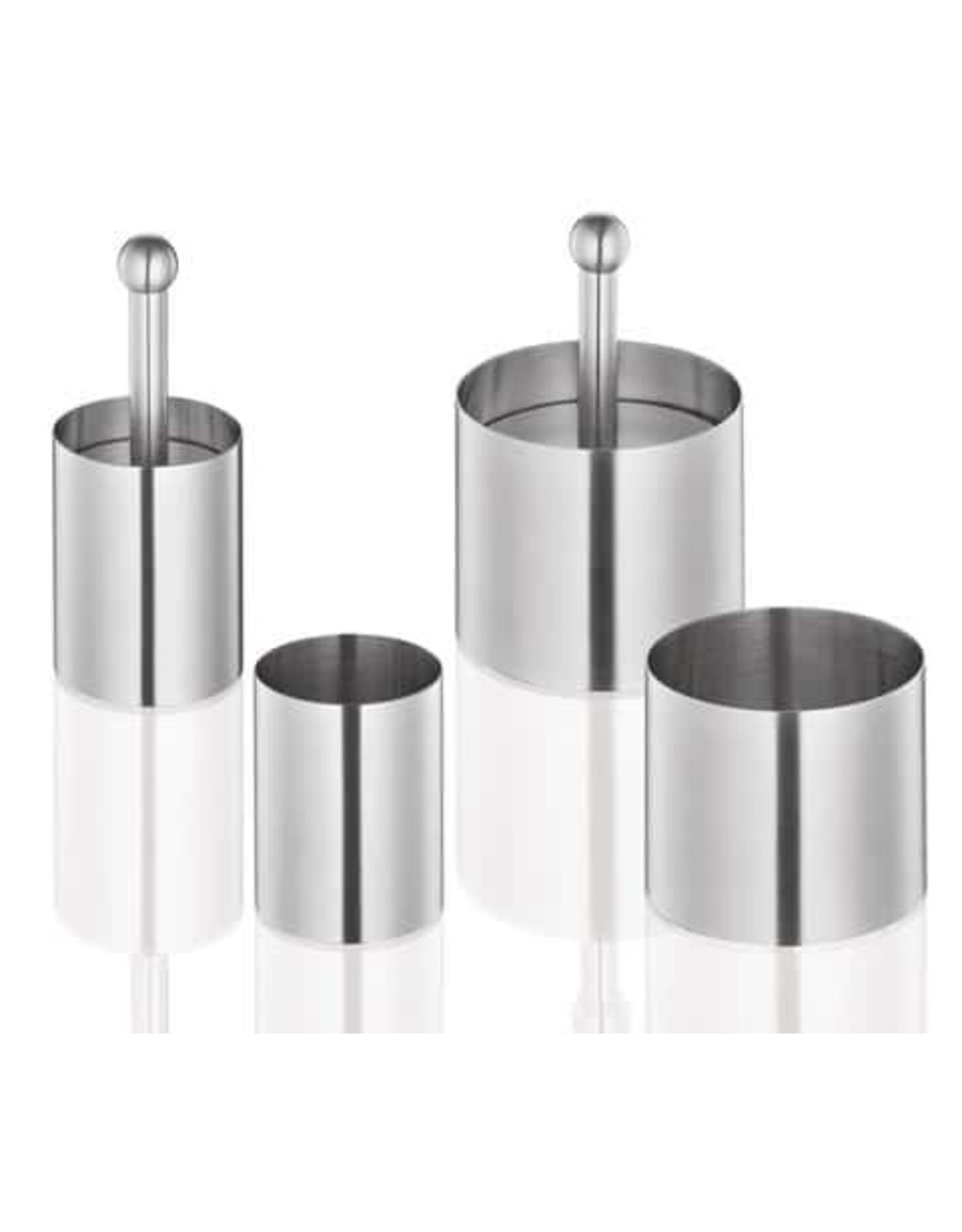 Frieling FRIEL S/S Ring Molds 6pc set