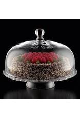 Nachtman NACH Bossa Nova Cake Plate w/Dome