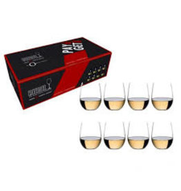 Riedel RIEDEL O Tumbler Viognier/Chardonnay x8