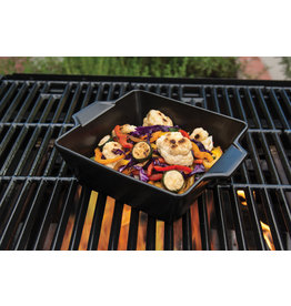 The Companion Group TCG - Flame Friendly Ceramic Square Wok