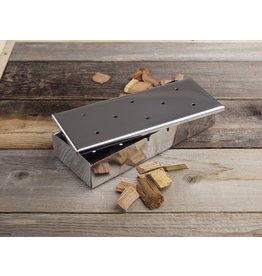 The Companion Group TCG - Stainless Smoker Box with Lid