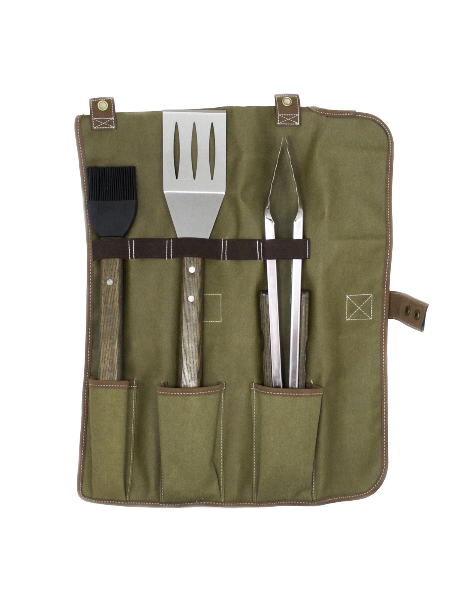 The Companion Group TCG - Oval Pro Chef 3pc Tool Roll