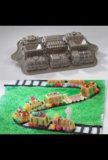 Nordicware NORDIC Train Cake Pan