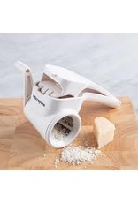 Microplane MICROPLANE Rotary Grater - White